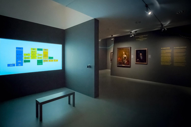 centraal museum in vredesnaam tentoonstelling stamboom animatie nr 1 jpg