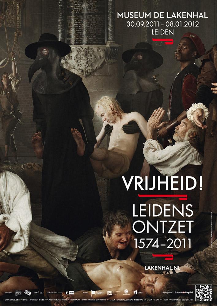 museum de lakenhal leidens ontzet affiche1 jpg