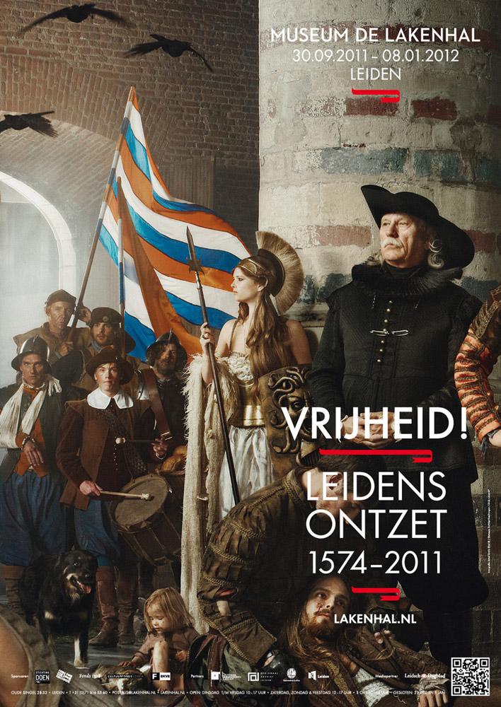 museum de lakenhal leidens ontzet affiche2 jpg