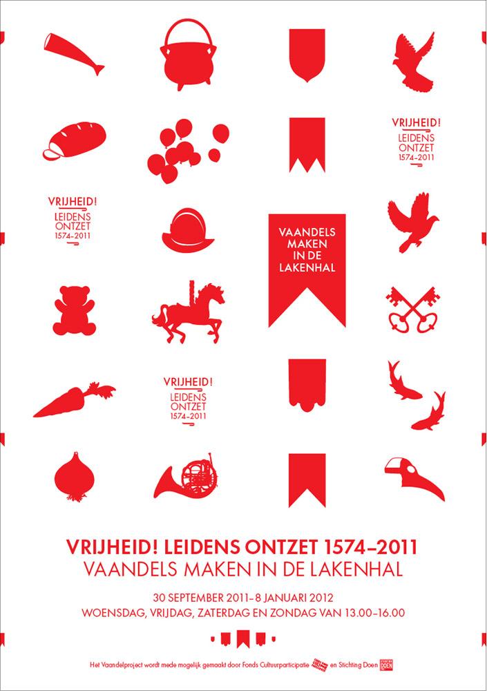 museum de lakenhal leidens ontzet flyer jpg