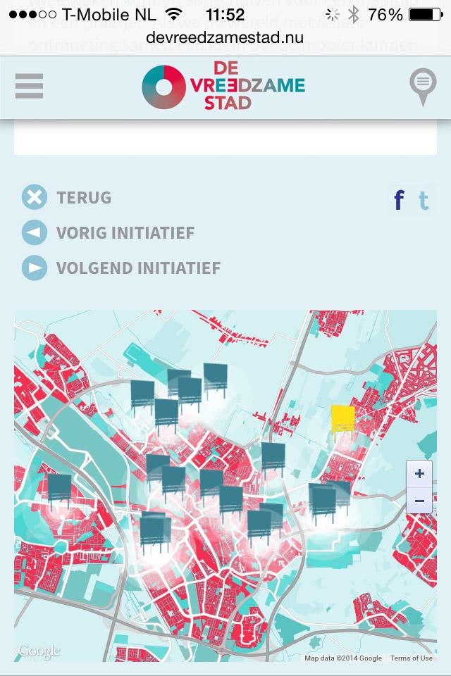 st vrede van utrecht de vreedzame stad mobile website 9 jpg