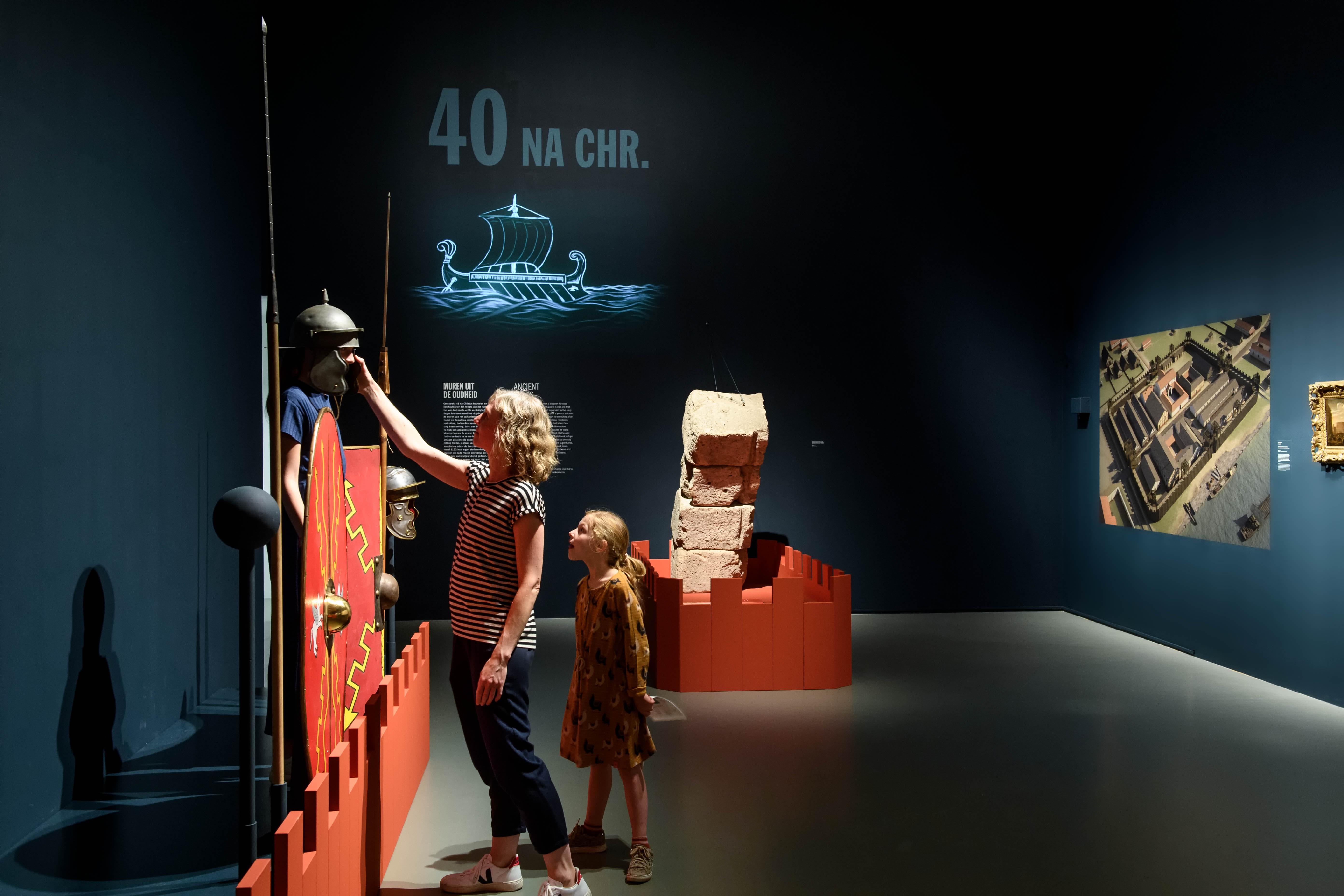 tentoonstelling de ommuurde stad centraal museum 1 2 jpg