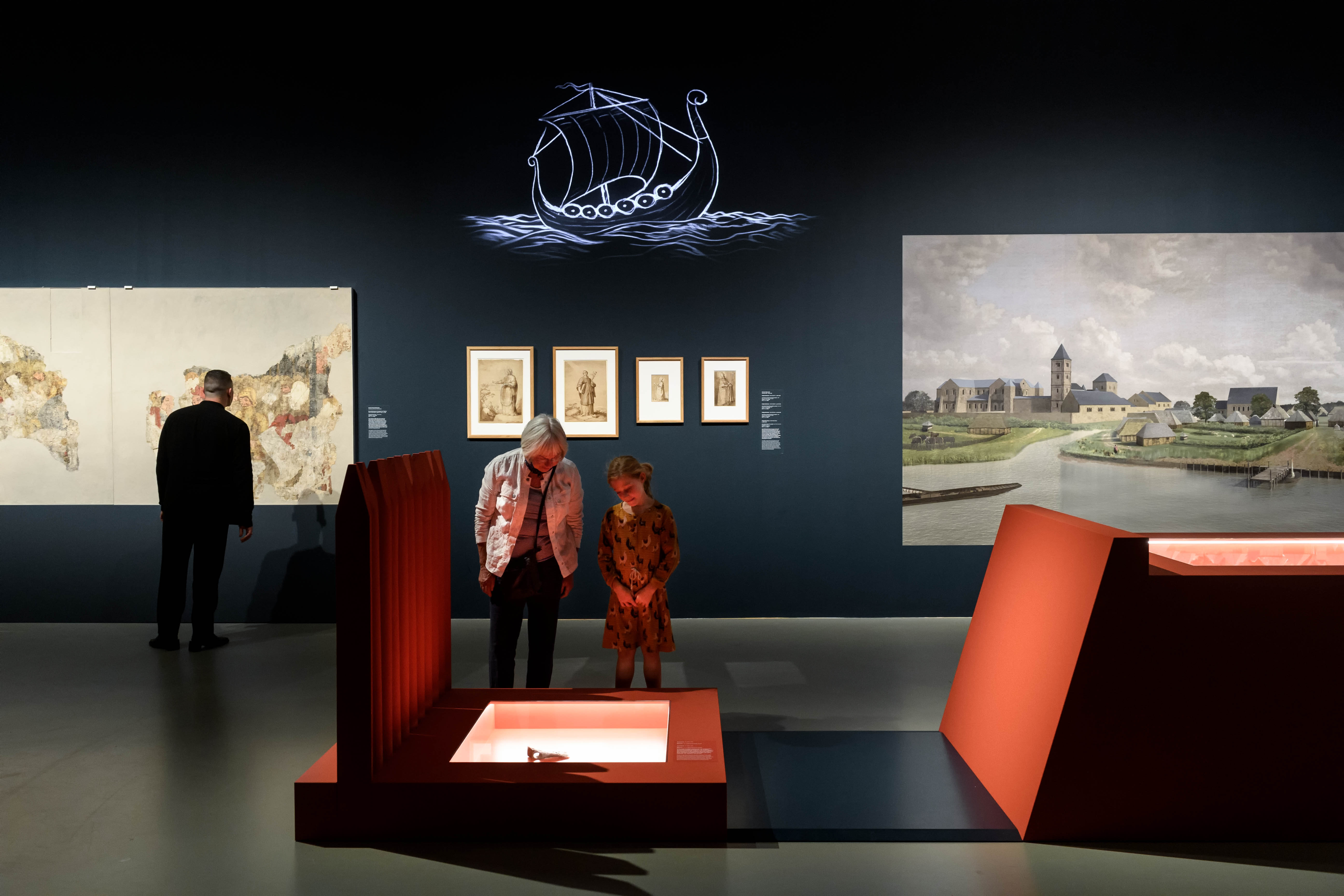 tentoonstelling de ommuurde stad centraal museum 1 4 jpg