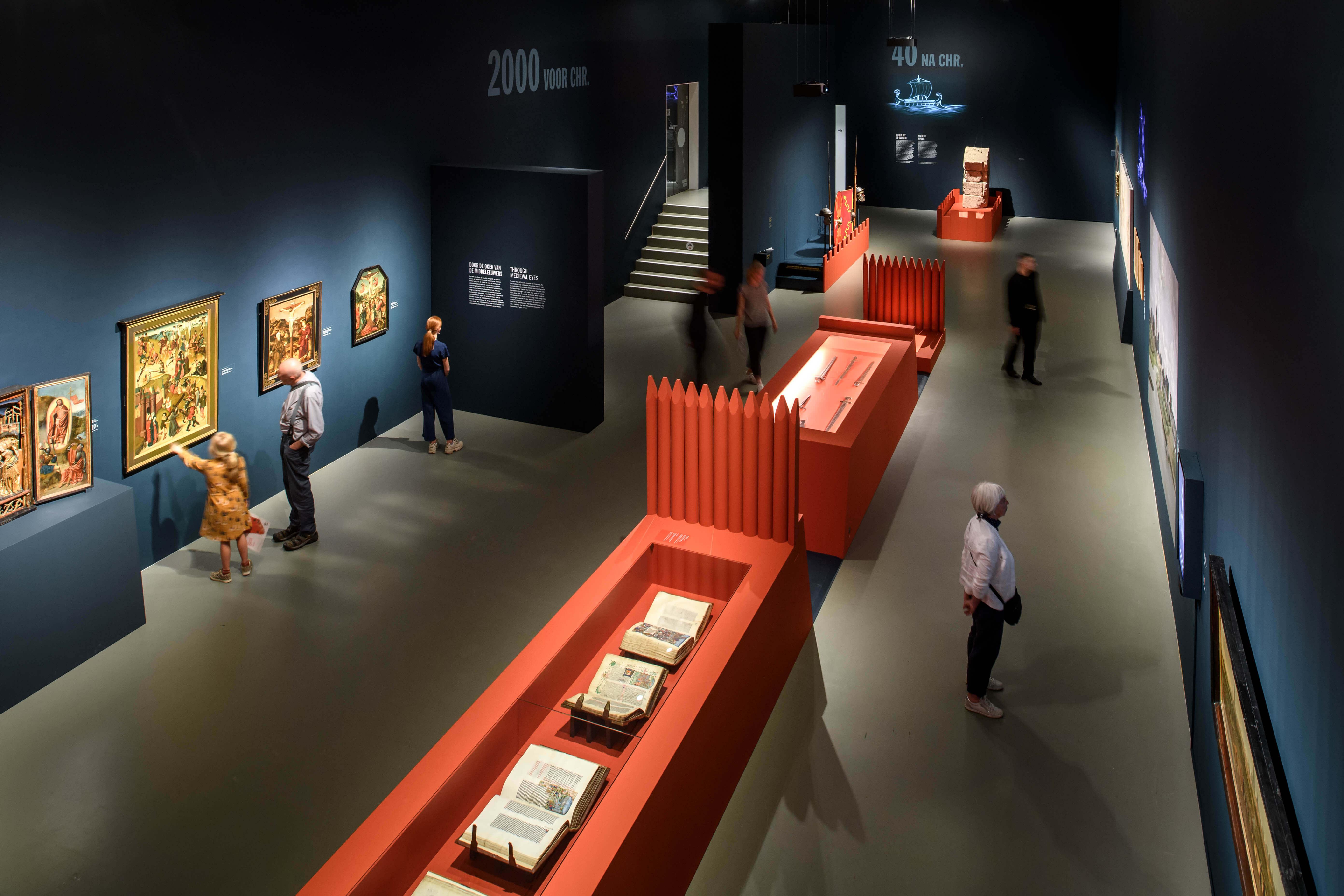 tentoonstelling de ommuurde stad centraal museum 1 6 jpg