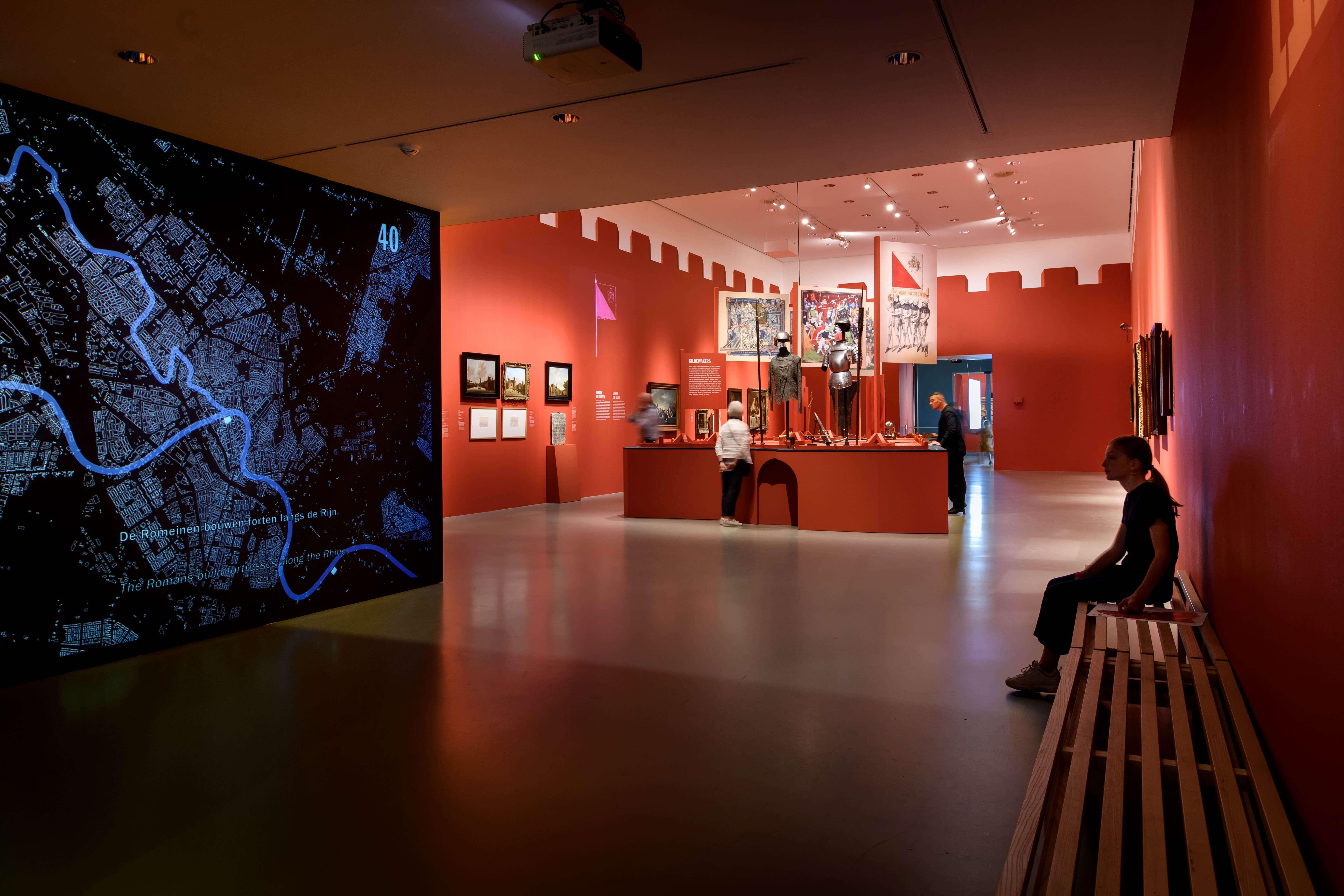 tentoonstelling de ommuurde stad centraal museum 2 1 jpg