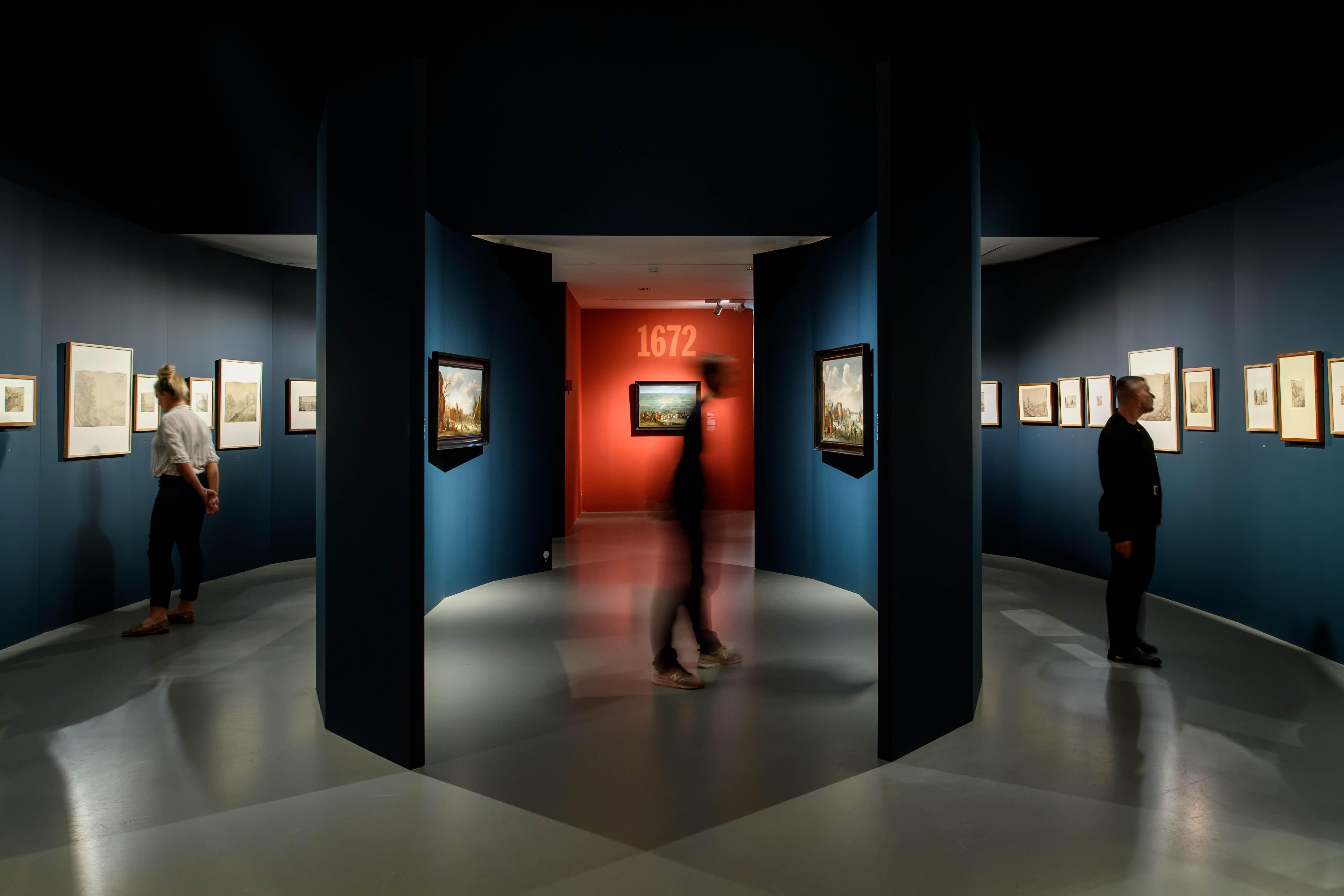 tentoonstelling de ommuurde stad centraal museum 3 7 jpg