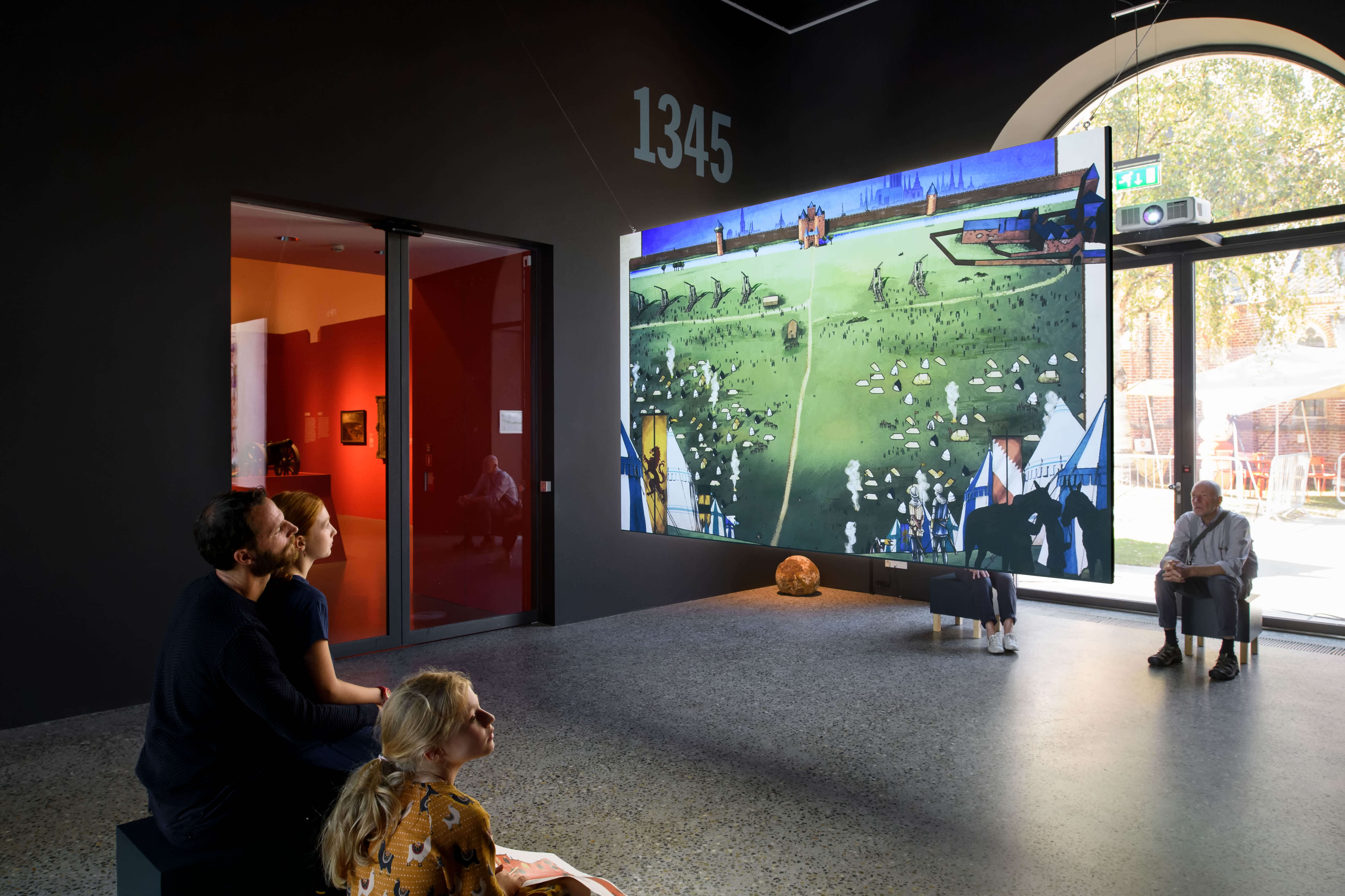 tentoonstelling de ommuurde stad centraal museum t jpg