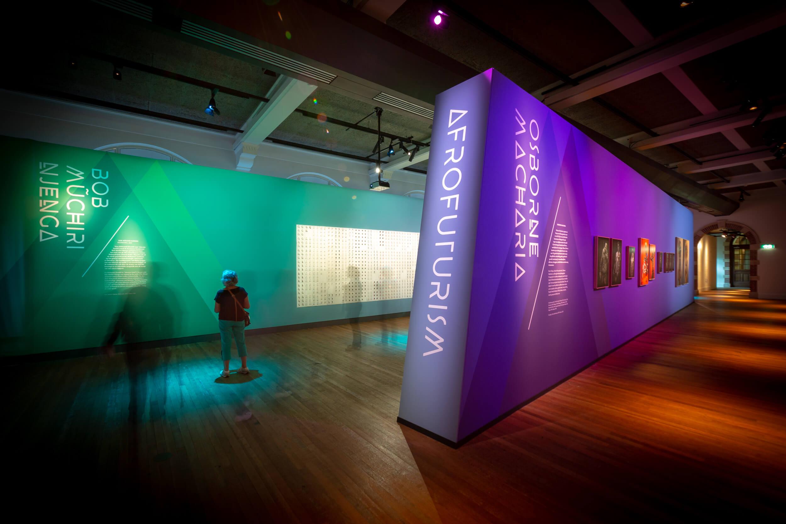 tentoonstellingsontwerp afrofuturism tropenmuseum 3 jpg
