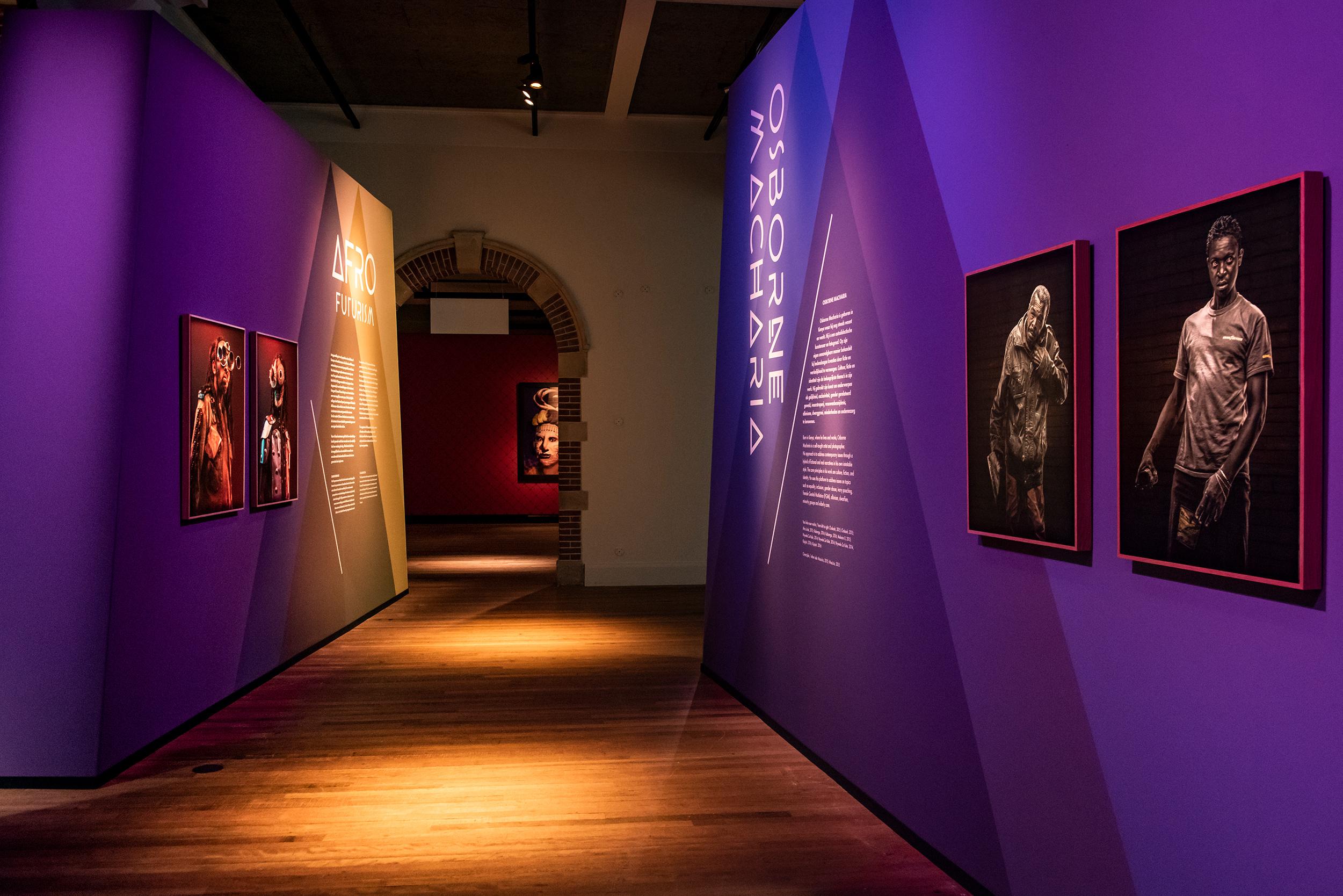 tentoonstellingsontwerp afrofuturism tropenmuseum 7 jpg