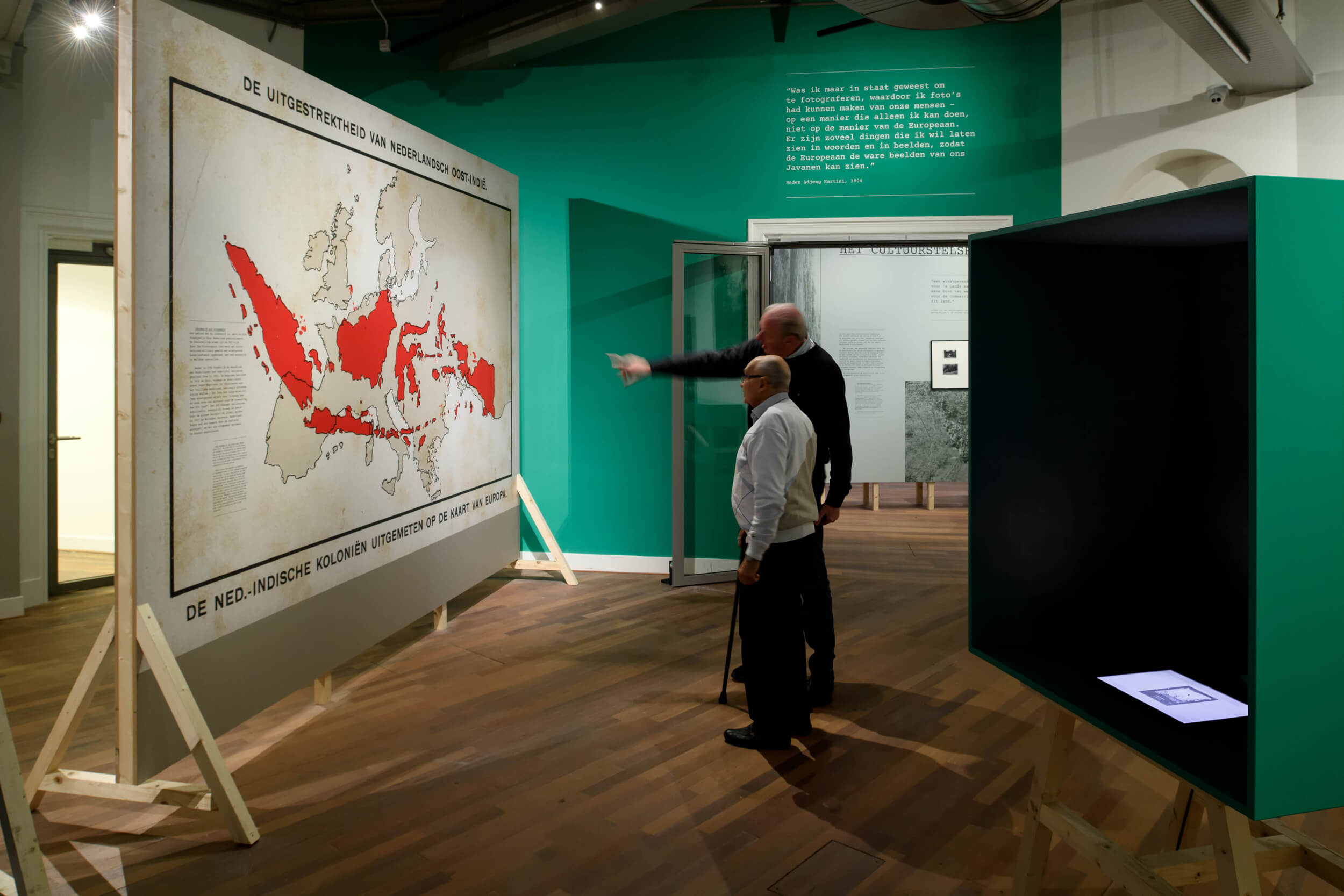 tentoonstellingsontwerp dossier indie wereldmuseum 4 jpg