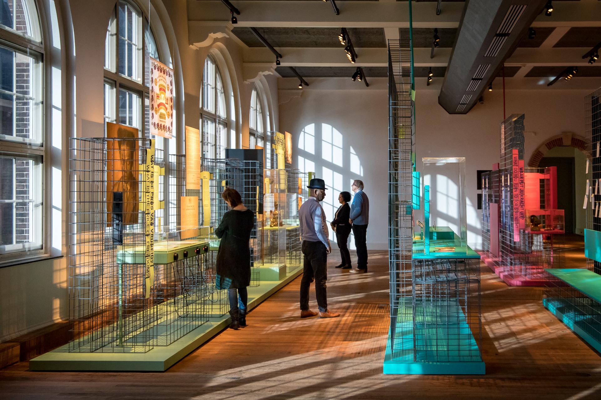 tentoonstellingsontwerp heden van het slavernijverleden tropenmuseum 2 jpg