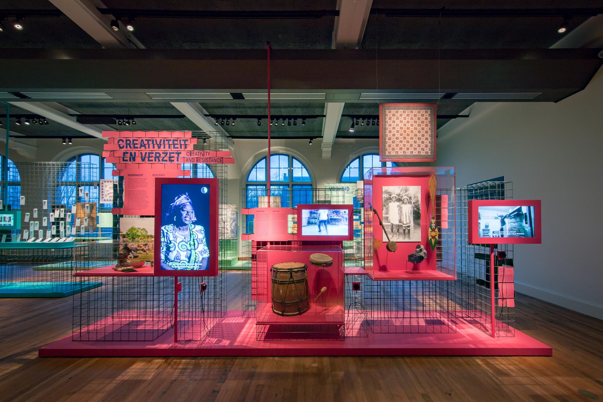tentoonstellingsontwerp heden van het slavernijverleden tropenmuseum 3 jpg