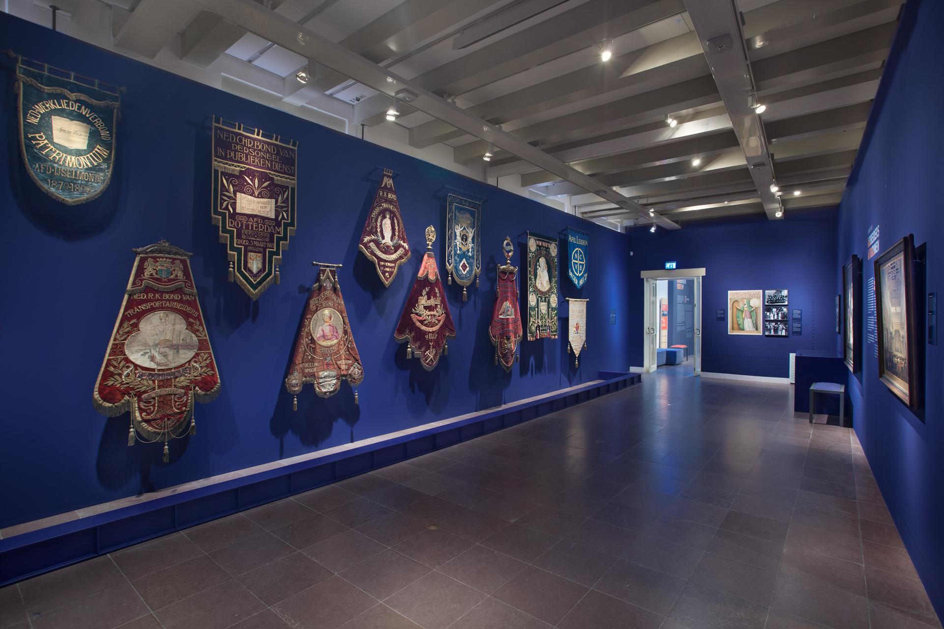 tentoonstellingsontwerp ijzeren eeuw amsterdam museum 11 jpg
