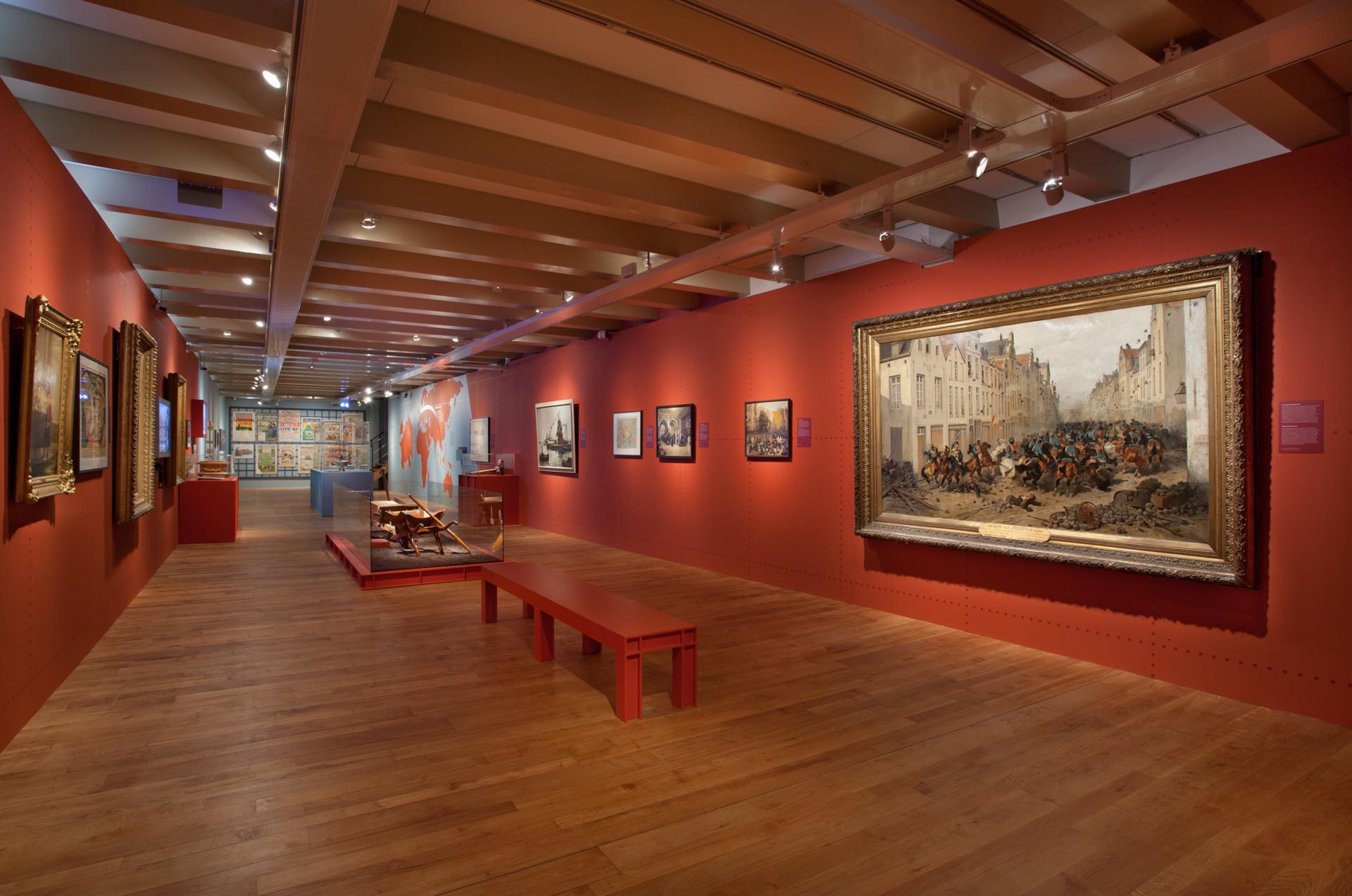 tentoonstellingsontwerp ijzeren eeuw amsterdam museum 12 jpg