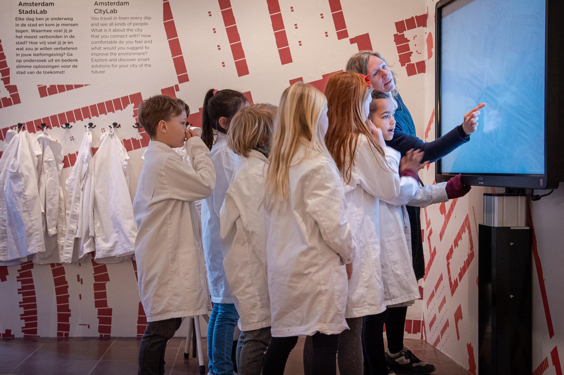 tentoonstellingsontwerp stadslab2 amsterdam museum 2 jpg